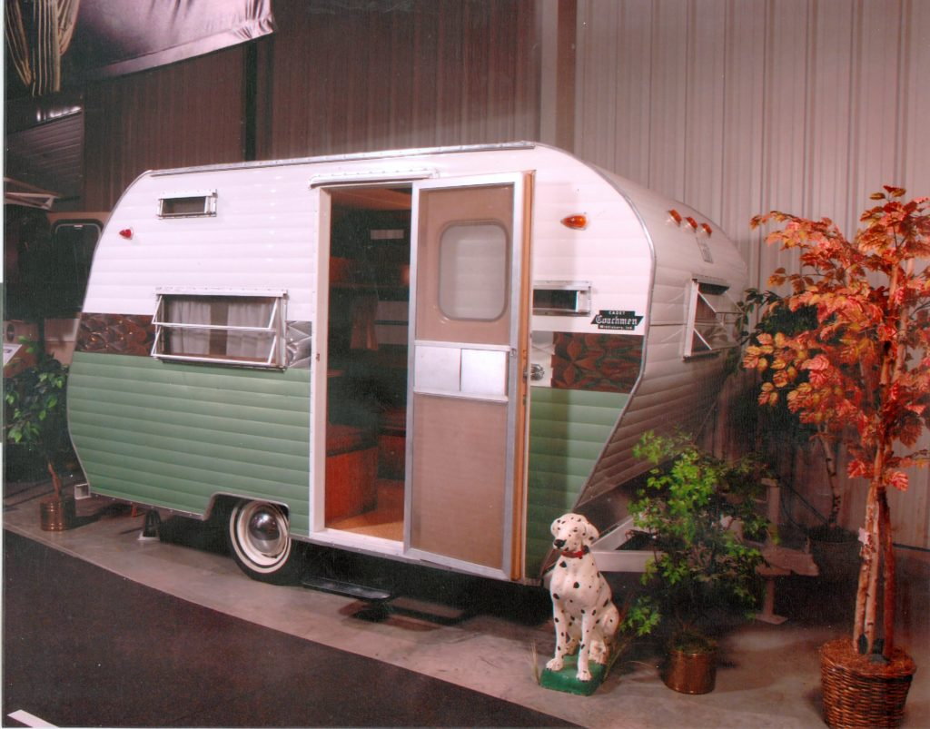 Museum Inventory - RV/MH Hall of Fame